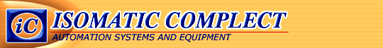 ISOMATIC COMPLECT Ltd. - Automation Systems and Equipment