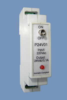 Power supply unit P2x24V/1A